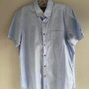Ted Baker London size 4 (medium) short sleeve